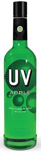 Uv Vodka Apple 1.00l
